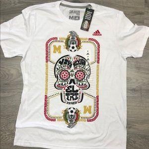 Mexico Soccer Tshirt Adidas